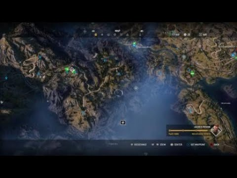 Far Cry 5 Wolf Beacon Locations Youtube