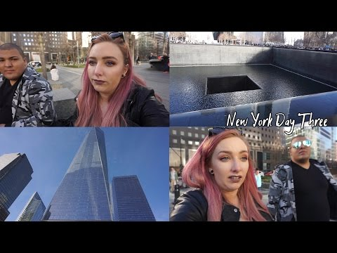 Visiting The One World Trade Memorial | NYC Day 3