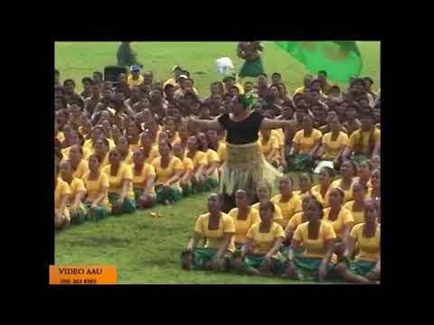 American Samoa 2007 flag day Leone high school performance