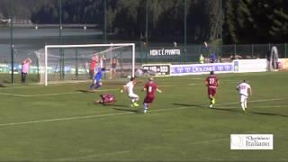 Amichevole Lazio Bari, 3-2. Gli Highlights