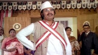 Dasari Narayana Rao Talking About His Political History - Comedy Kings - ANR