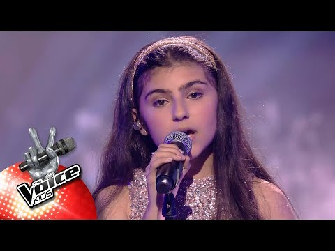 Mary - 'Dusk Till Dawn' | Halve Finale | The Voice Kids | VTM