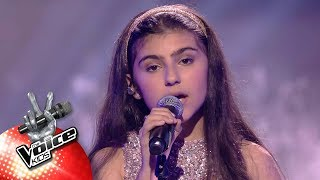 Mary - 'Dusk Till Dawn' | Halve Finale | The Voice Kids | VTM