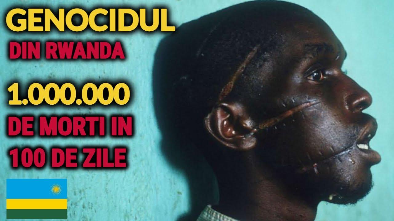 """""""L-am implorat să nu mă omoare în timp ce mă înjunghia"""" Ororile Genocidului din Rwanda"""