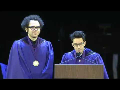 A Great Big World- Dorothy Height Distinguished Alumni Award Speech (NYU 2017 Graduation)