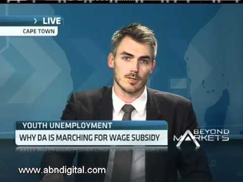 South Africa's Youth Employment Subsidy Part 1