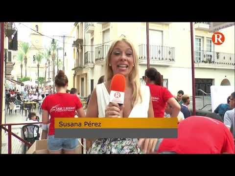 Speech de Susana Pérez en noticia tv