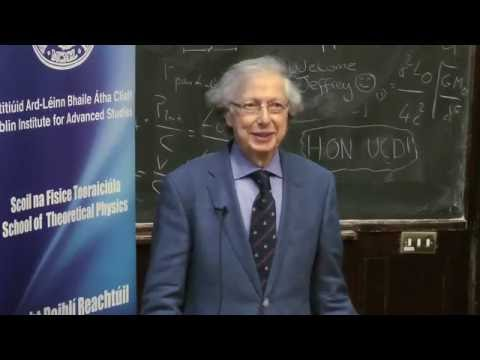 "School of Theoretical Physics Statutory Public Lecture ""Beau"