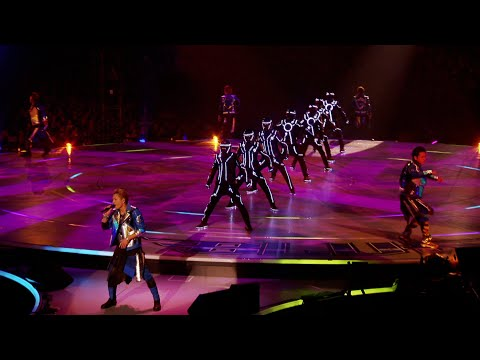 【SAMURIZE】三代目 J Soul Brothers from EXILE TRIBE / Be alright (BLUE IMPACT LIVE)