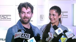 neil nitin mukesh wife rukmini sahays first interview together in public