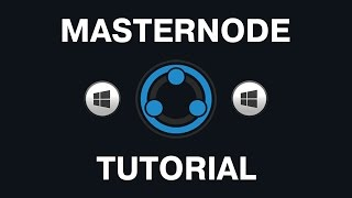 Masternode : How to install a Transfercoin (TX) Masternode on windows