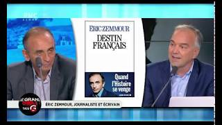 Eric Zemmour GGRMC 21sept2018 (Translate youtube)