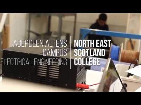 Electrical Engineering at Aberdeen Altens Campus