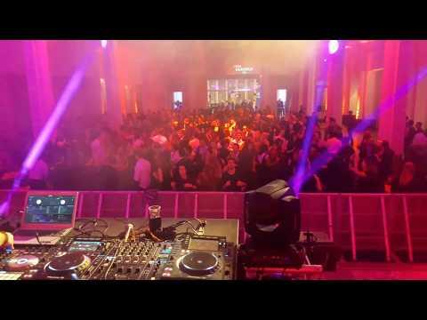 DJ OSCAR @ BOZAR (BRUSSELS) FOR THE ERASMUS+ GALA (30.11.2017) WITH HENRI PFR