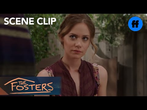 The Fosters | Season 4, Episode 16: Emma Realizes Jesus Can't Read | Freeform