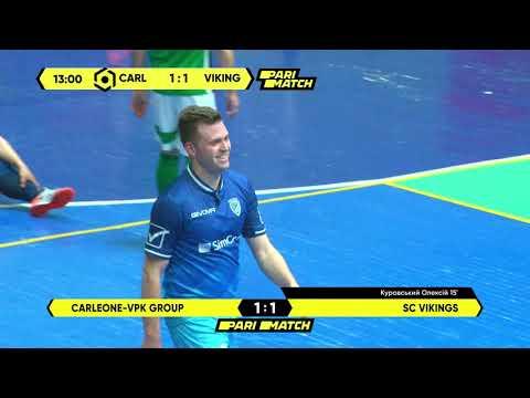 Огляд матчу | Carleone-VPK Group 2 : 1 SC Vikings