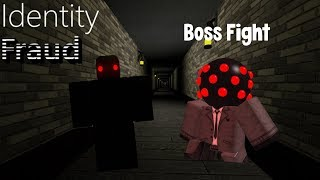 How to beat the boss in Identity Fraud Revamp (Part 3) (Roblox)