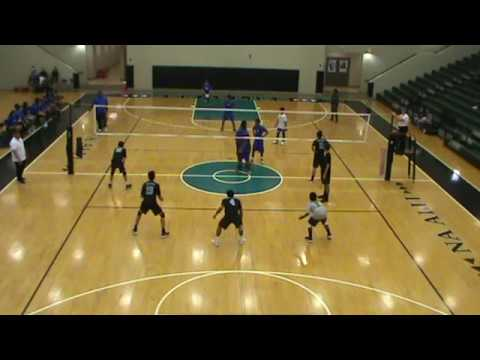 Maui High Boys Volleyball 2018 Part 1