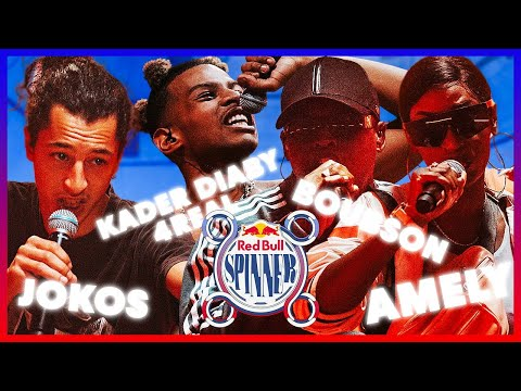 Youtube: Amely x Boubson x Jokos x Kader Diaby 4Real – Red Bull Spinner