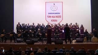 Türk Halk Müziği Konseri - Çarşamba 2018  - Didem NEBİOĞLU - Burçak Tarlası