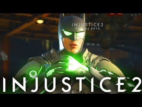 Injustice 2: BATMAN