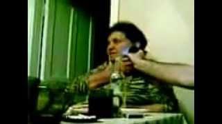 Пожилая Осетинка )))) Мега Ржач)))3gp