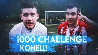 1000 CHALLENGE | GERMAN (ПОСЛЕДНИЙ ВЫПУСК)