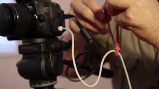 Camera Cord Tethering Trick | Quick FX