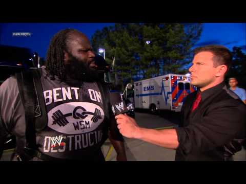 "Mark Henry's ""World Record Double Tractor Trailer Pull"": SmackDown, May 10, 2013"