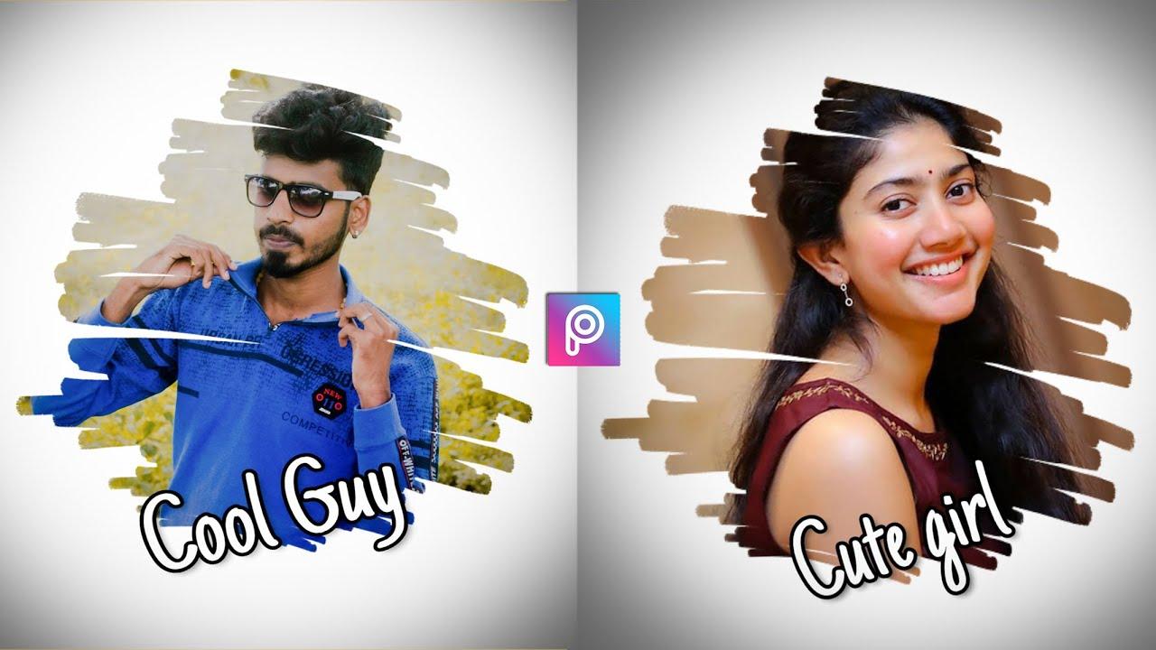 PIcsart simple mobile portrait editing tamil   Mobile editing tamil   JIG JACK