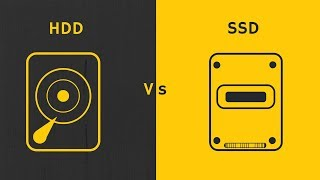 HDD vs SSD: Comparison of Hard Disk Drive and Solid State Drive