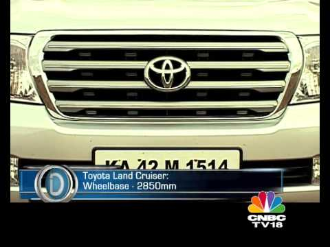 Toyota Land Cruiser - Overdrive First Drive
