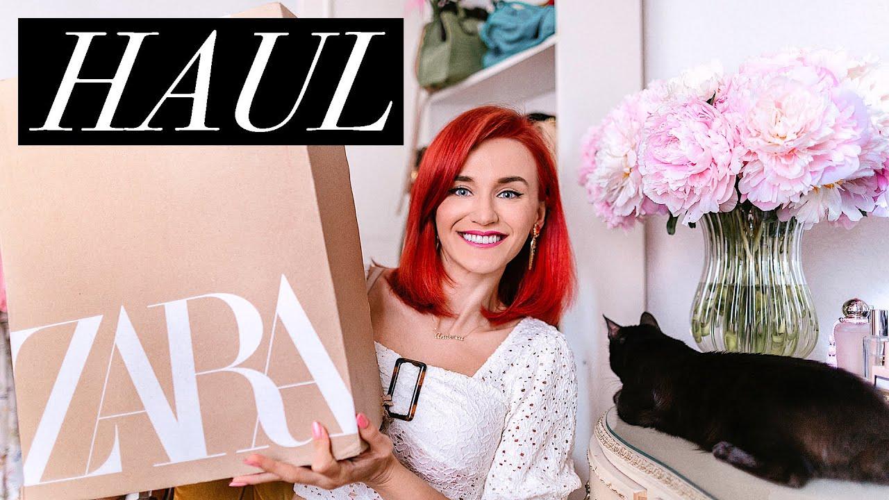 Haul Zara iunie 2021   15 tinute colorate, feminine de vara ❤️