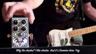 Mojo Hand: COLOSSUS Fuzz - Strat to HIWATT