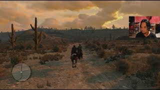 GAME DENGAN GRAPIK CUAKEP !! RED DEAD REDEMPTION PS3