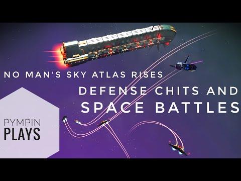 No Man's Sky Atlas Rises V 1.32 - Defense Chits and Space Battles