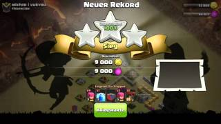 Lets play clash of clans clan kriegs angriffe mit lpluca clash of clans