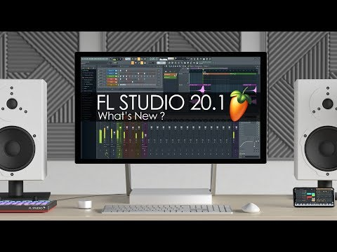 FL Studio 20.1 | Whats New?