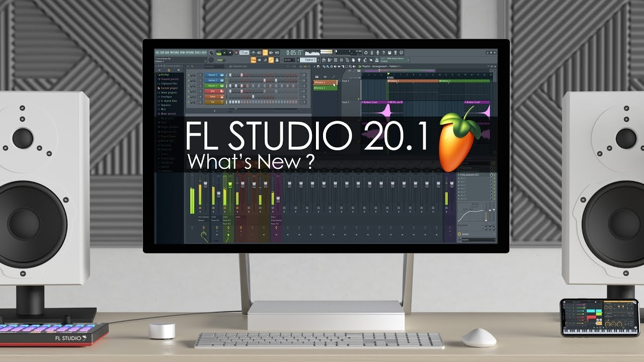 News - FL Studio 20 1 1 Update