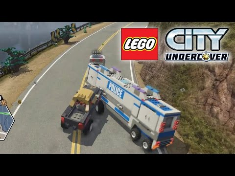 Thumbnail: LEGO City Undercover - Lego Police Chase | Police Car - Gameplay Walkthrough part 8 (PC)