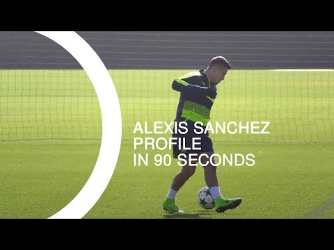Alexis Sanchez Profile In 90 Seconds