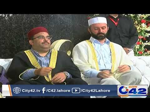 Marketing event Mehfil Qirat o Naat at ferozepur city Lhr