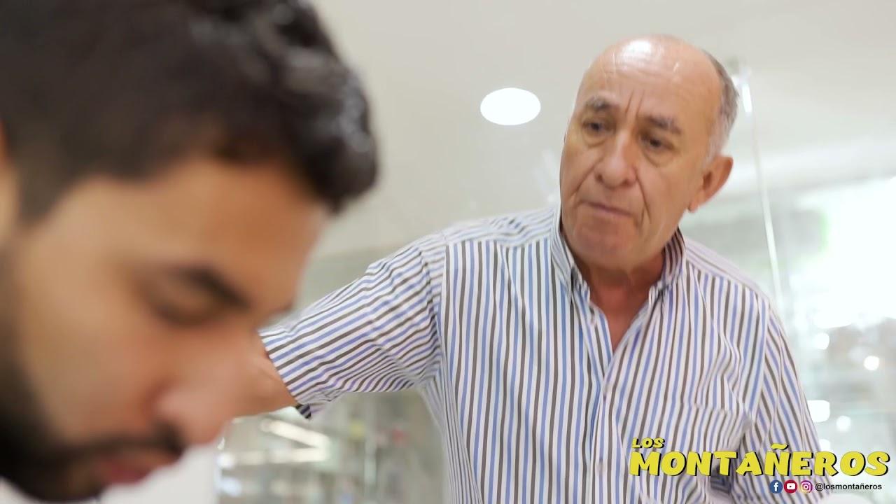 PIDIENDO REBAJA - LOS MONTAÑEROS