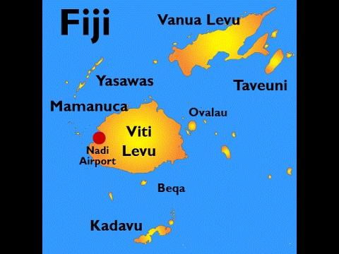 Anniversary of Cyclone Winston in Fiji