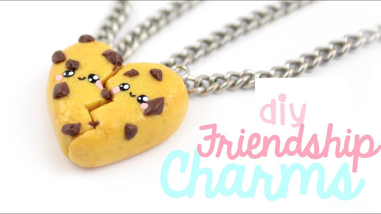 Diy Kawaii Cookie Friendship Charms Kawaii Friday Youtube