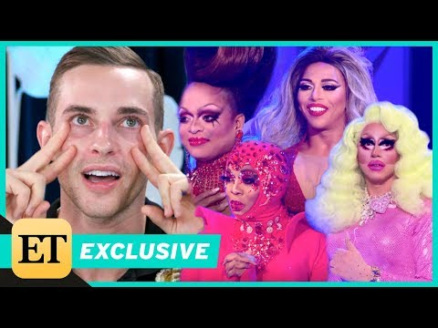 Adam Rippon On Who He Thinks Will Win 'RuPaul's Drag Race All Stars 3' (Exclusive)