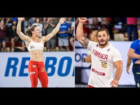2018 CrossFit Games FINAL EVENT 14  WINNER Mat Fraser