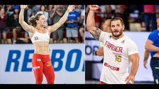 2018 CrossFit Games FINAL EVENT 14 + WINNER Mat Fraser