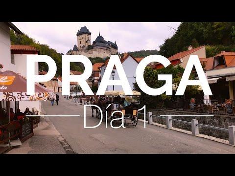 Qué ver en Praga en 4 días: Día 1 - Llegada a Praga y Castillo de Karlstejn