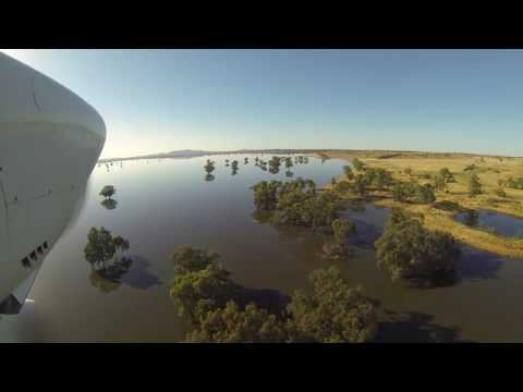 Aerial Survey of the Bogandillon Swamp